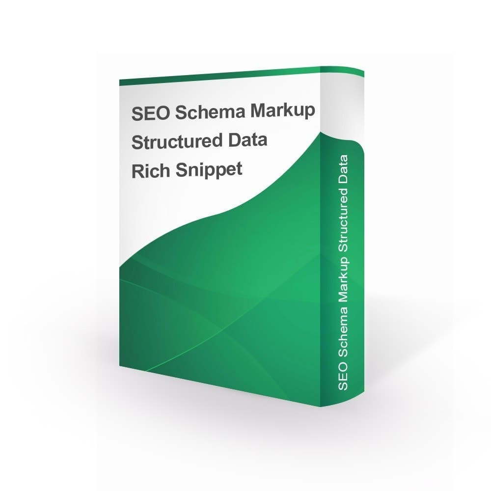 module - SEO (référencement naturel) - SEO Schema Markup Structured Data Rich Snippet - 1