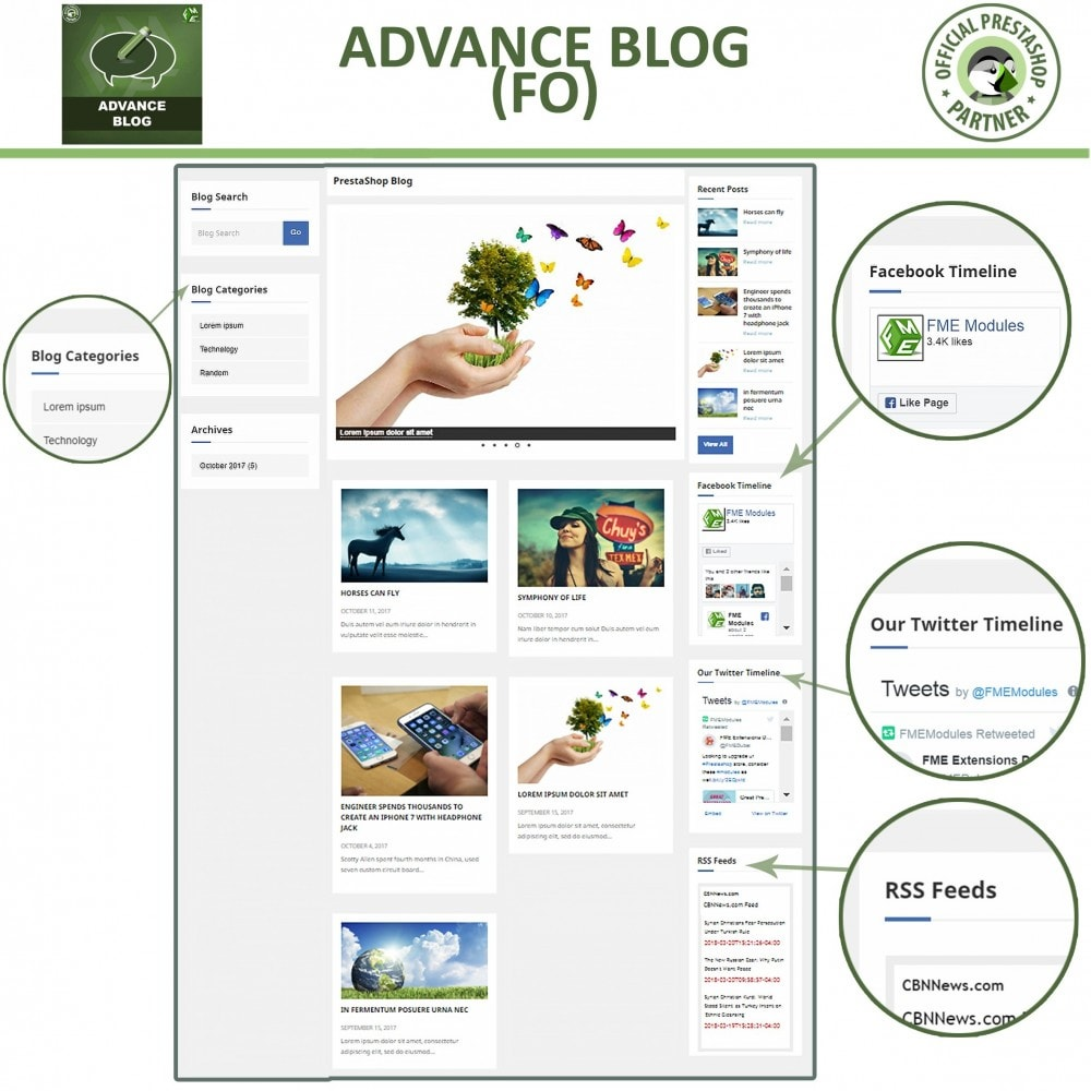 module - Blog, Forum & News - Responsive Professional Blog - SEO Friendly - 4