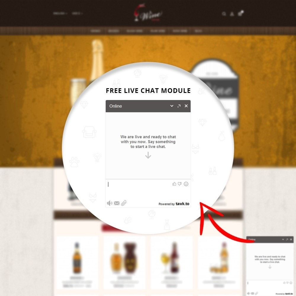 theme - Boissons & Tabac - Wine House Online Store - 9