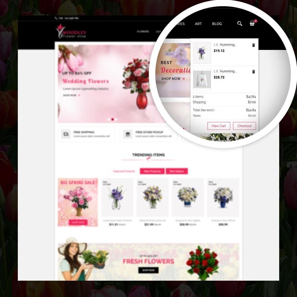 theme - Cadeaux, Fleurs et Fêtes - Woodley - The Flowers Shop - 6