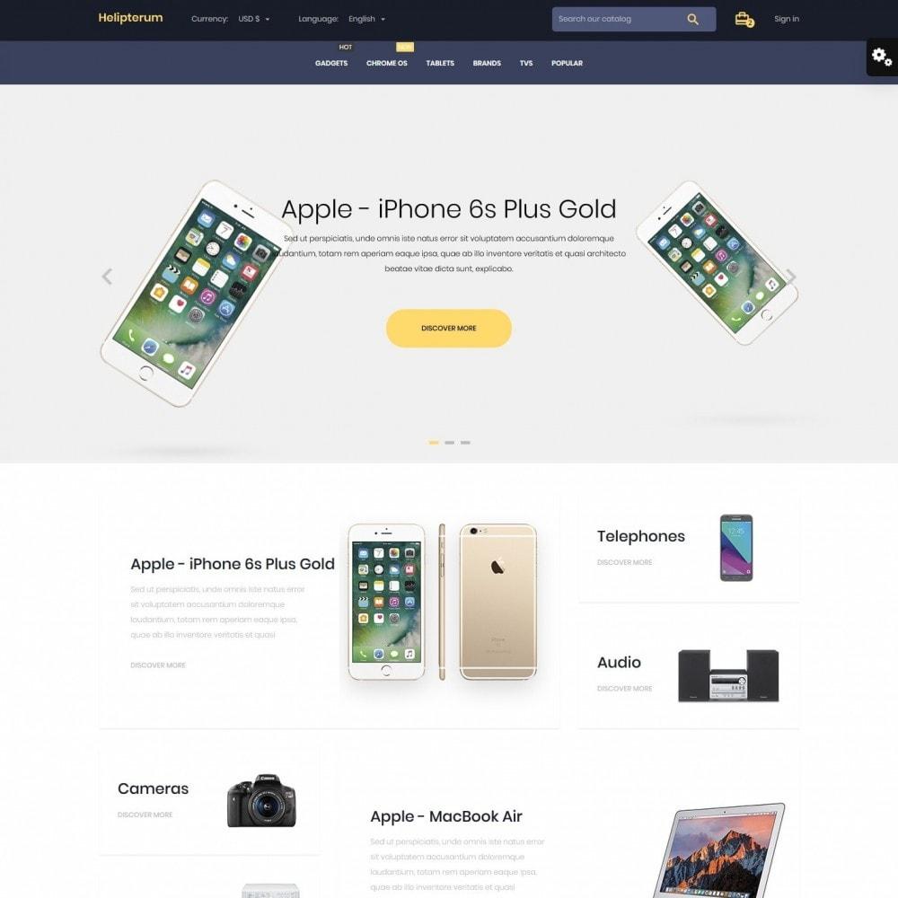 theme - Eletrônicos & High Tech - Helipterum - High-tech Shop - 2