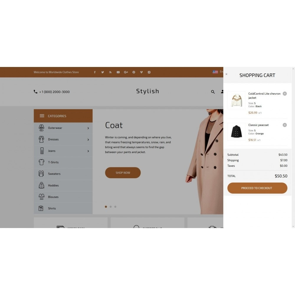 theme - Mode & Chaussures - Stylish Fashion Store - 7