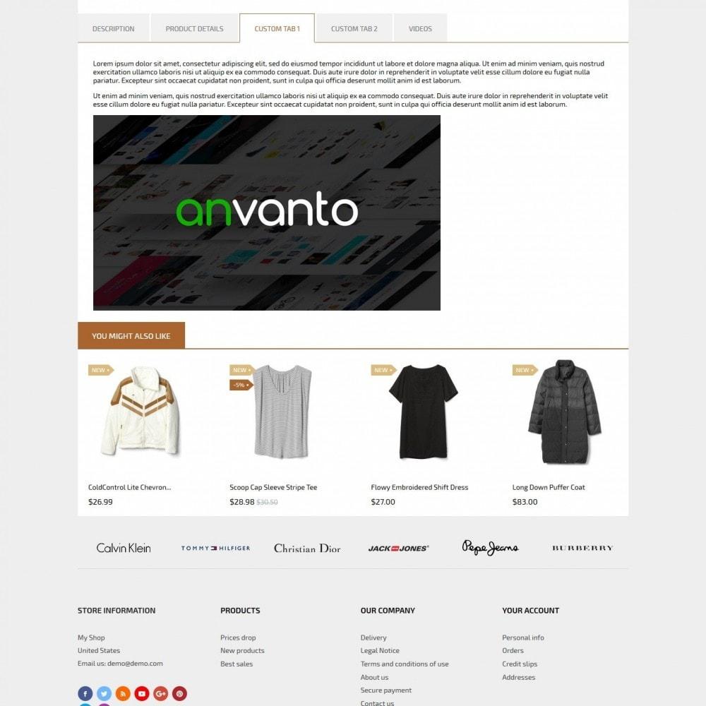 theme - Moda & Calçados - Stylish Fashion Store - 8