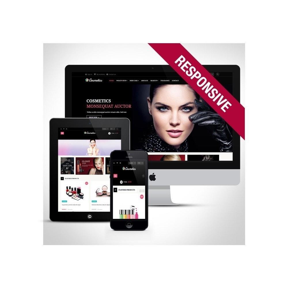 theme - Santé & Beauté - Leo Cosmetics - Bio, Pharmacie, Magasin de beauté - 2