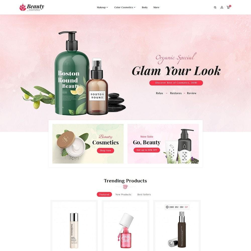theme - Health & Beauty - Beauty Cosmetics - 2