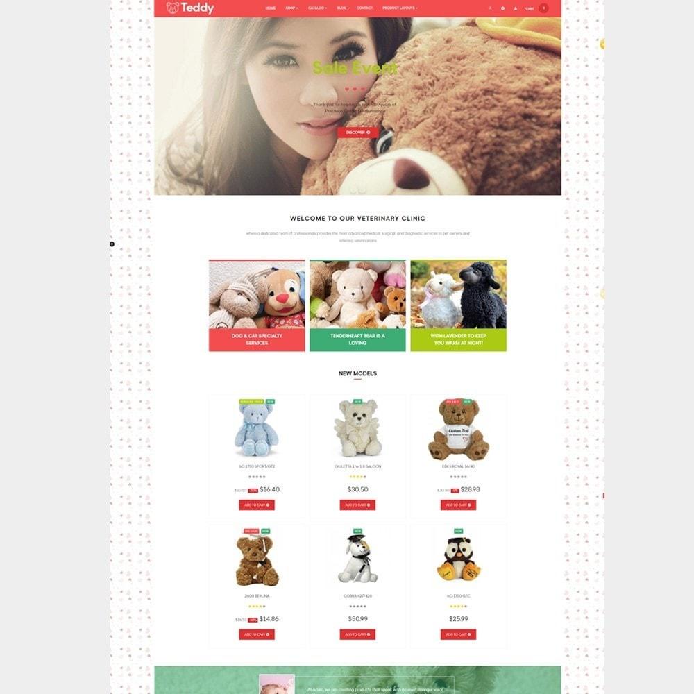 theme - Kids & Toys - Leo Teddy Toys Store - 2