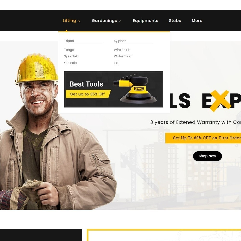 theme - Sports, Activities & Travel - Construction Tools - 9