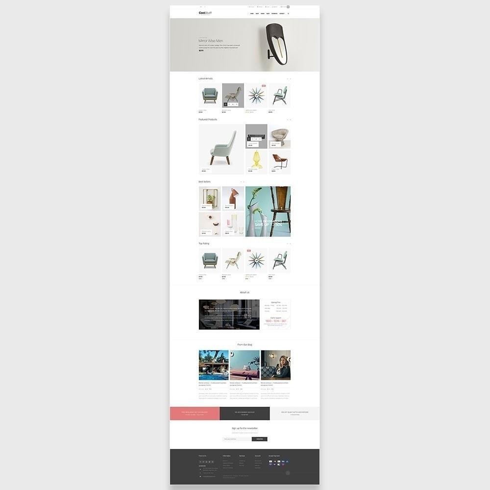 theme - Maison & Jardin - Leo Cool Stuff  - Furniture| Decoration - 4