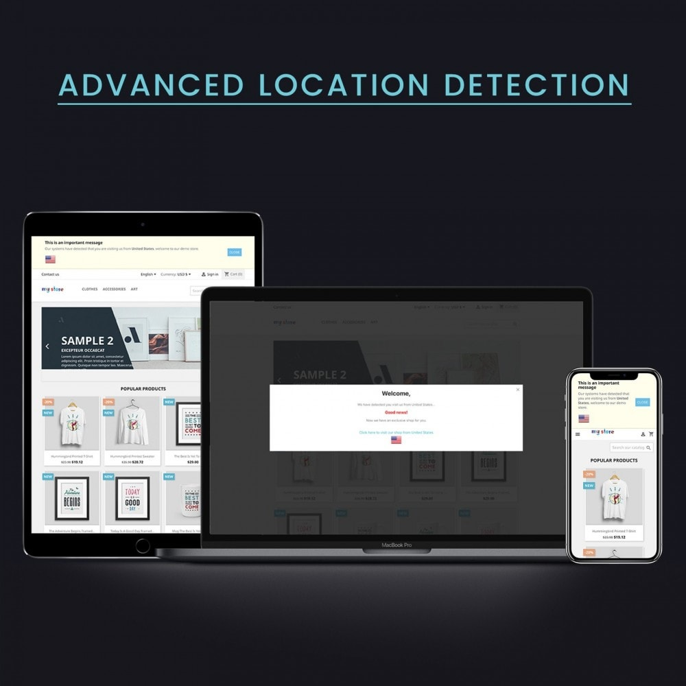 module - Internationaal & Lokalisatie - Advanced Location Detection - 2