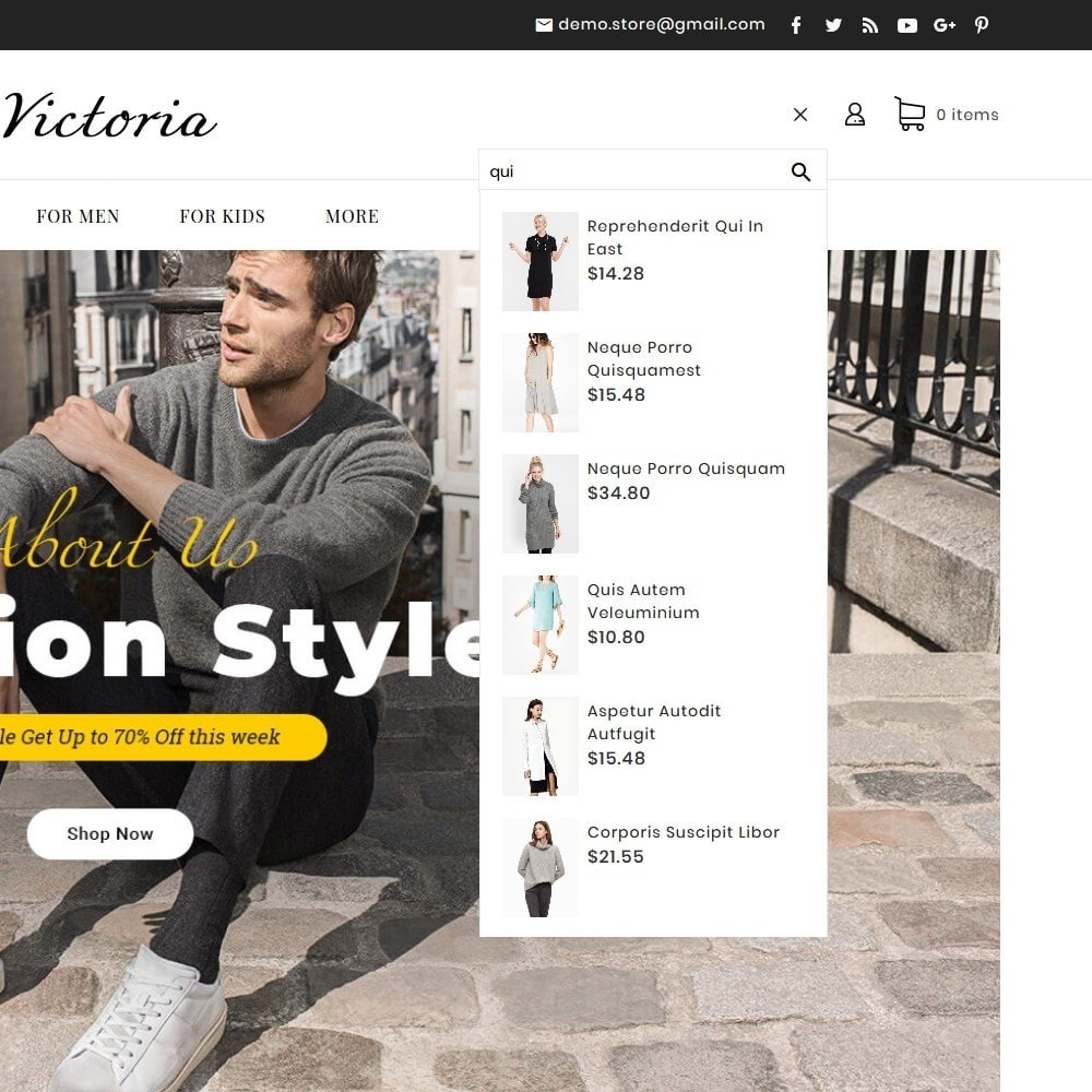 theme - Fashion & Shoes - Victoria Fashion Apparels - 12