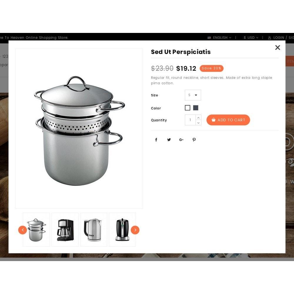 theme - Casa & Jardins - Metro kitchen store - 6