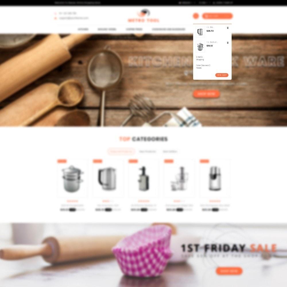 theme - Maison & Jardin - Metro kitchen store - 8