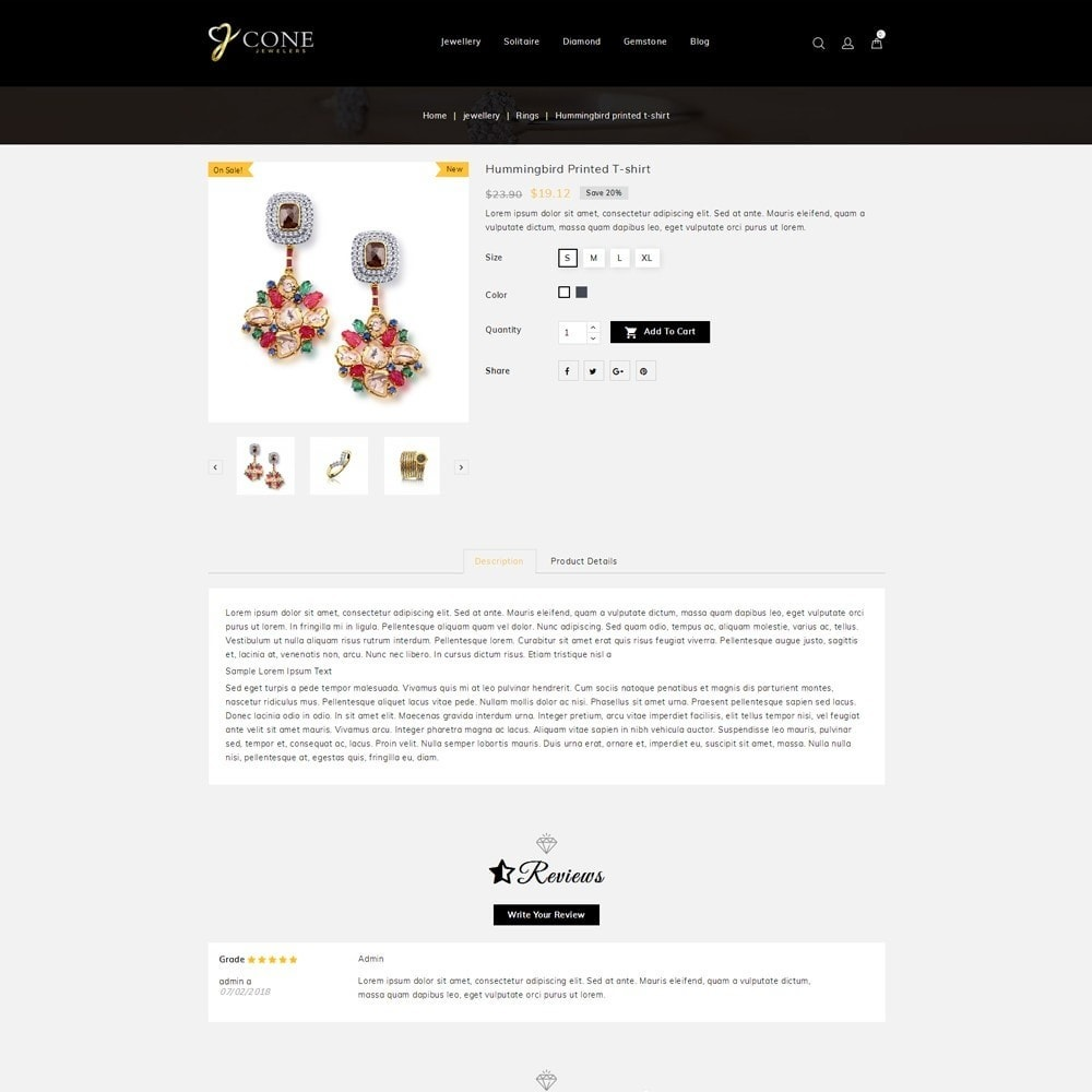 theme - Jewelry & Accessories - Cone Jewelers Store - 5