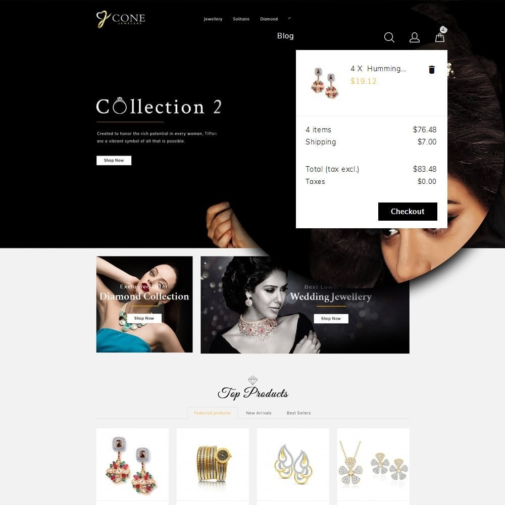theme - Jewelry & Accessories - Cone Jewelers Store - 7