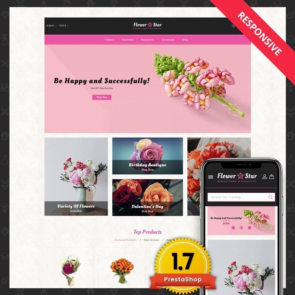 theme - Presentes, Flores & Comemorações - Flowerstar Store - 1