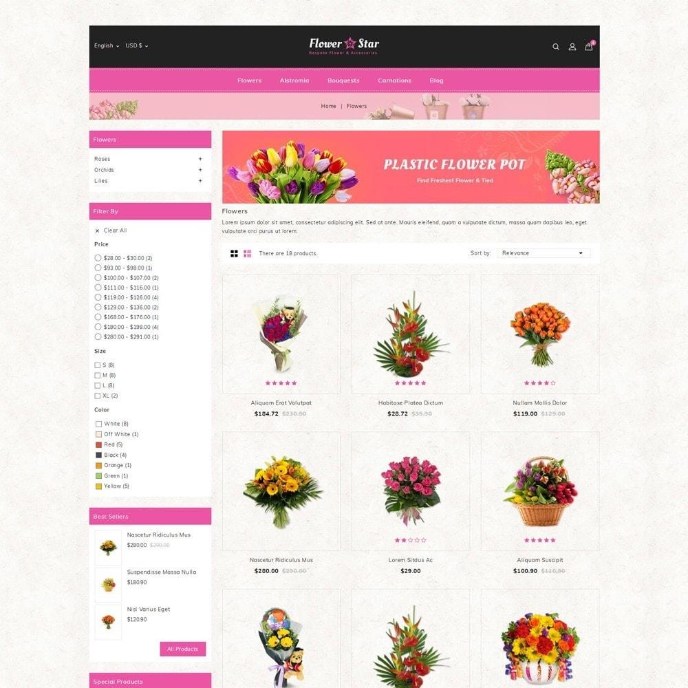 theme - Presentes, Flores & Comemorações - Flowerstar Store - 3