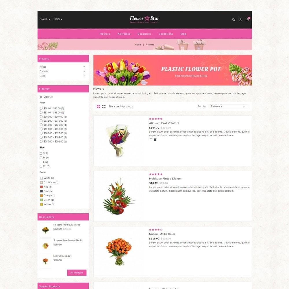 theme - Presentes, Flores & Comemorações - Flowerstar Store - 4