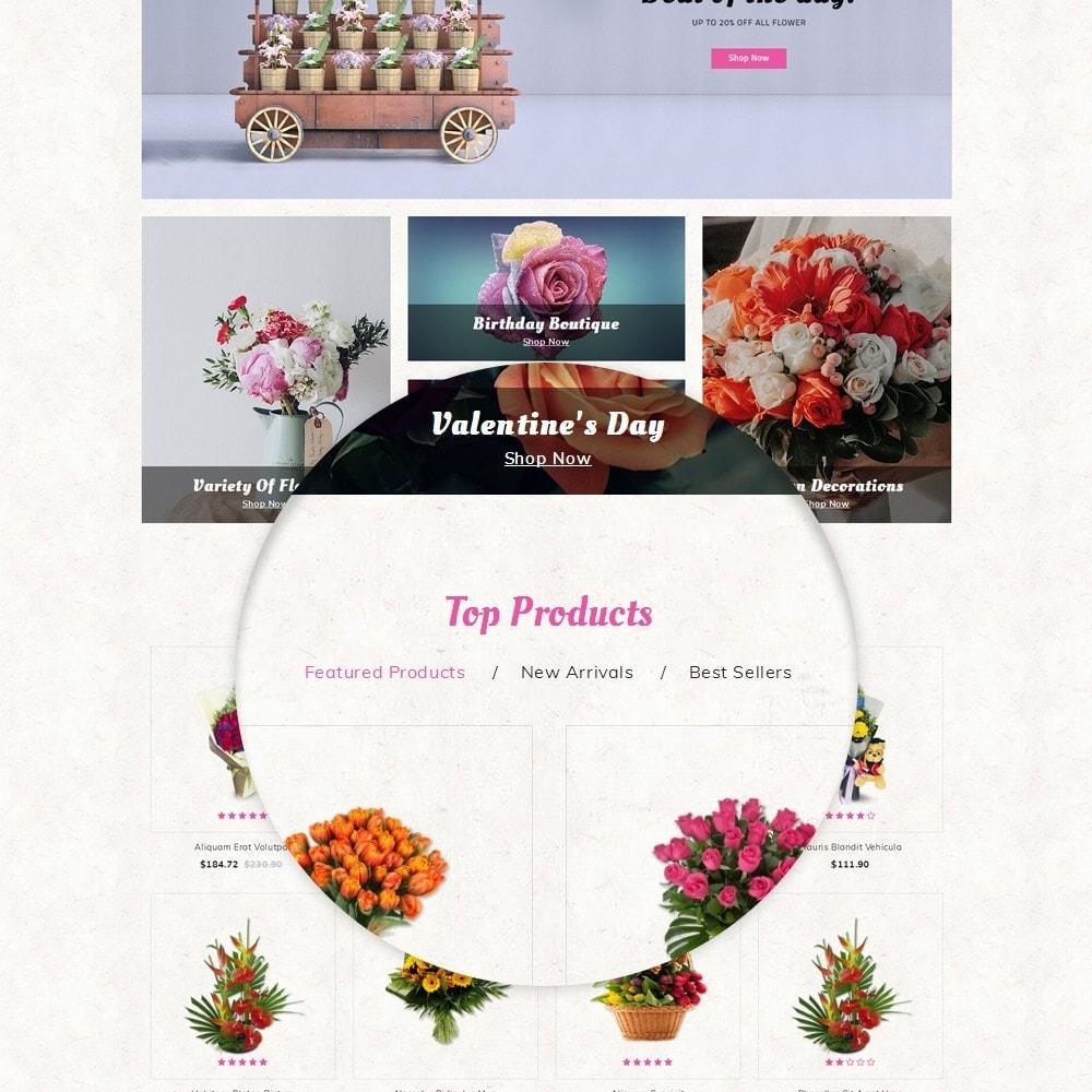 theme - Presentes, Flores & Comemorações - Flowerstar Store - 8