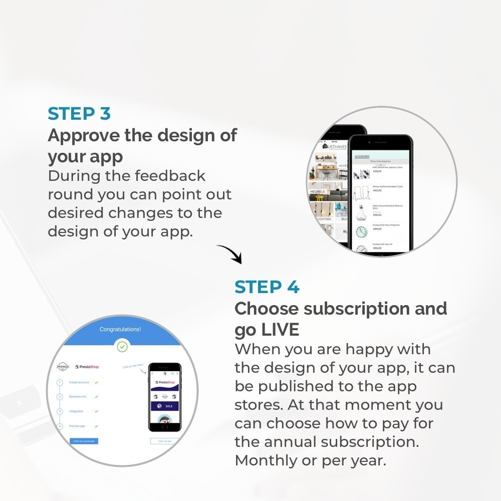 module - Mobile - JMango360 Mobile App Builder - 4