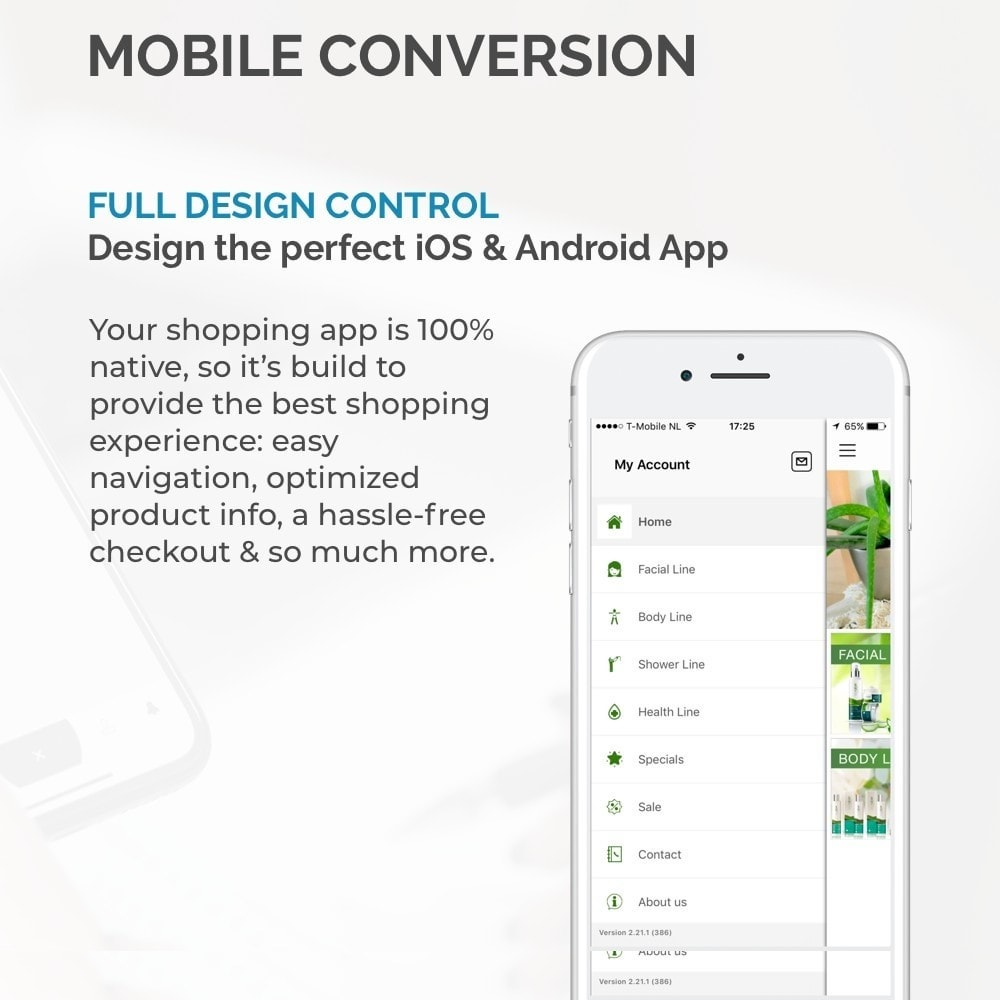 module - Mobile - JMango360 Mobile App Builder - 8