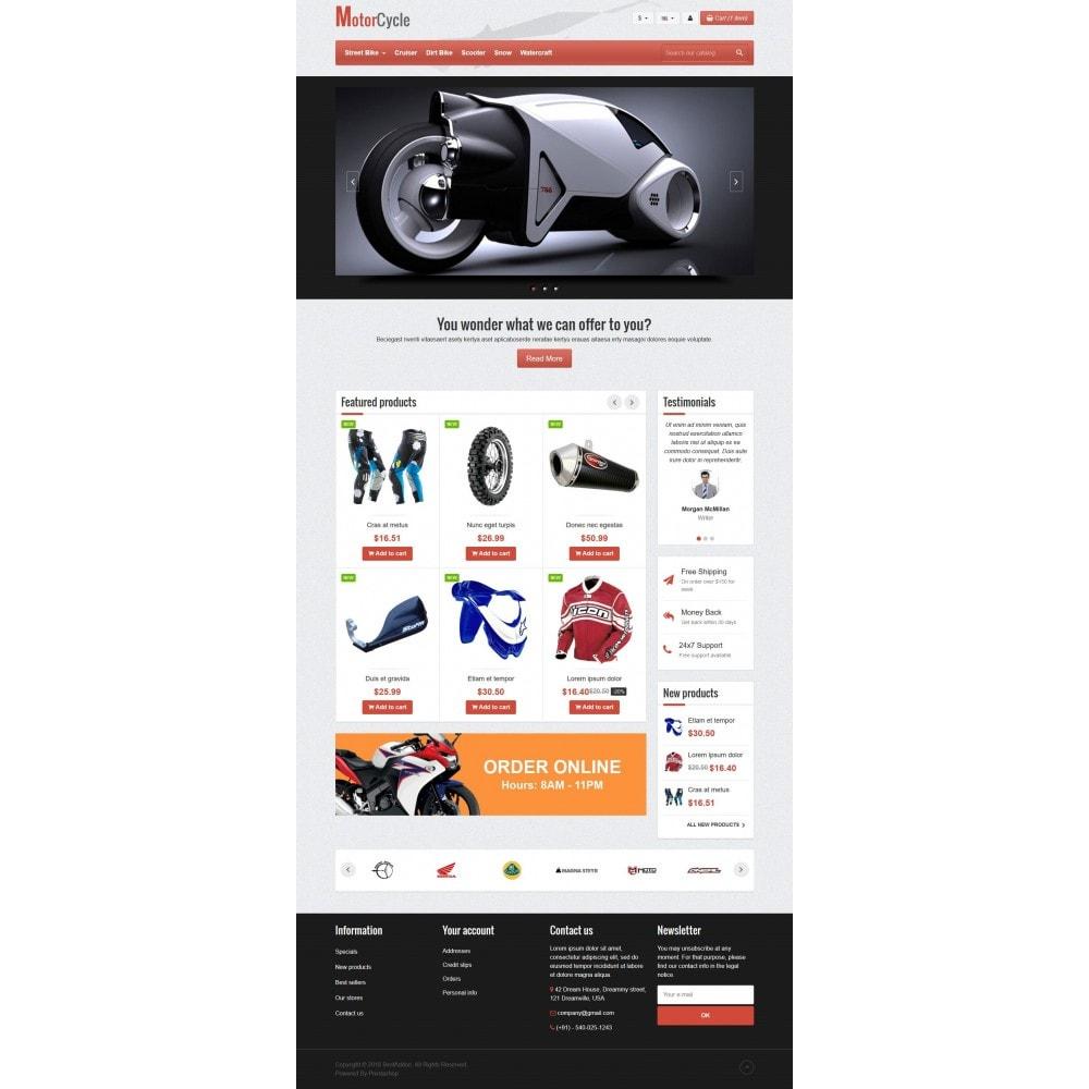 theme - Auto & Moto - VP_MotorCycle Store - 2