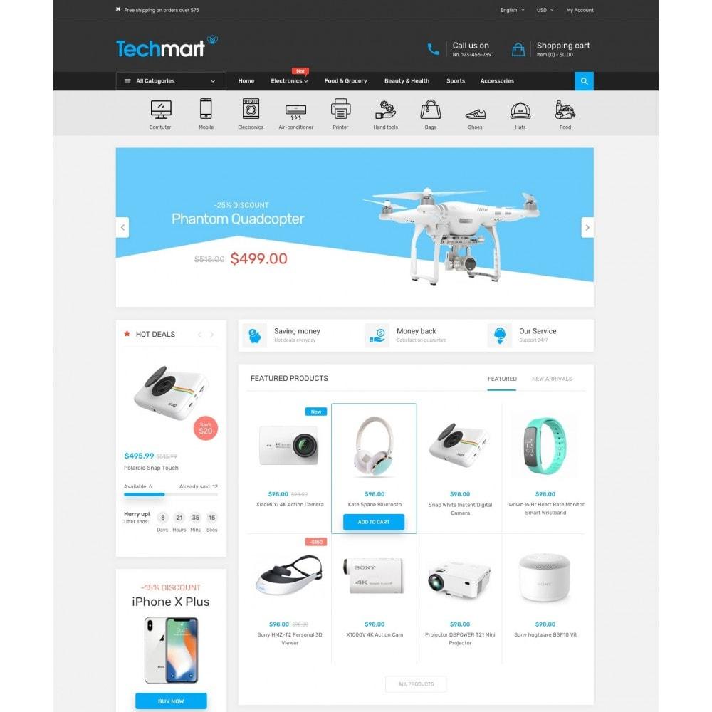 theme - Home & Garden - Techmart - Electronic Store - 2