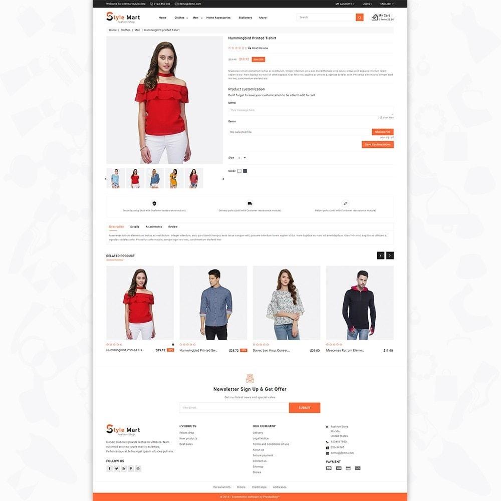 theme - Fashion & Shoes - Fashion Mart - The Fashion Shop - 5