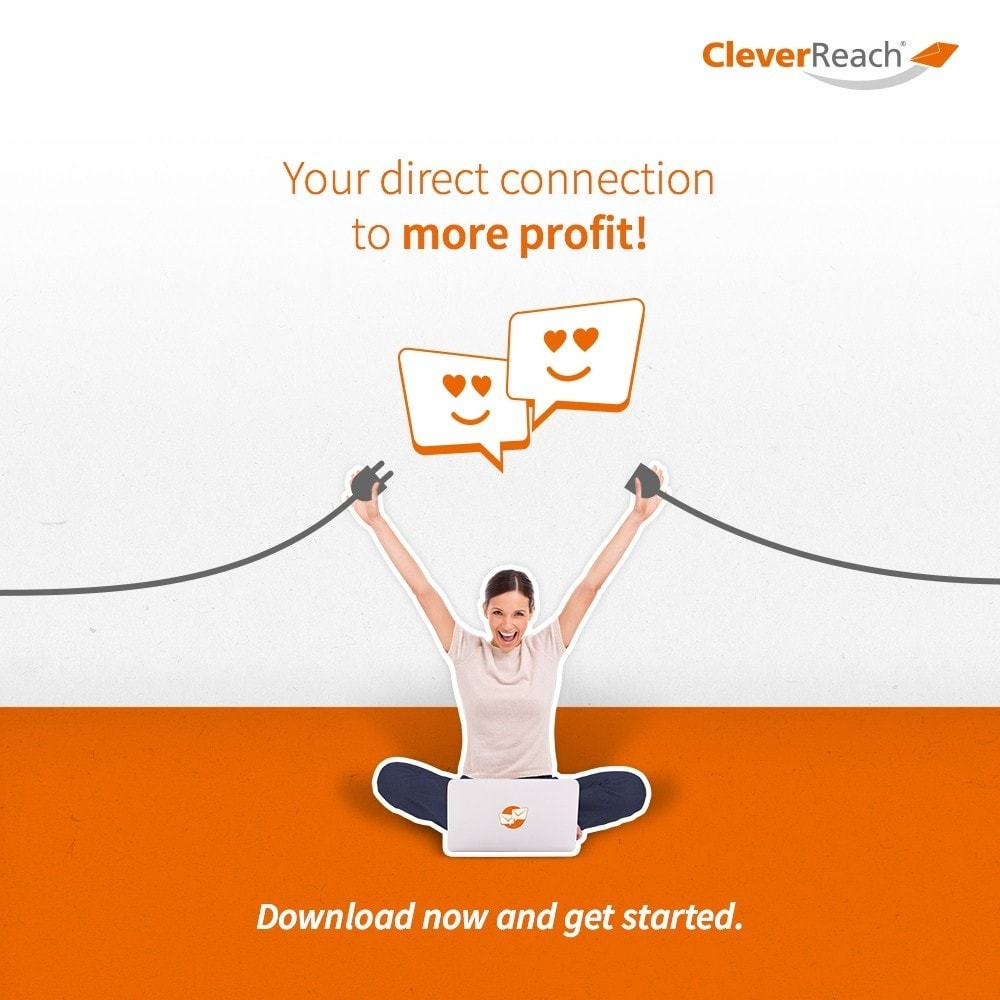 module - Newsletter & SMS - CleverReach® - Newsletter Marketing - 7