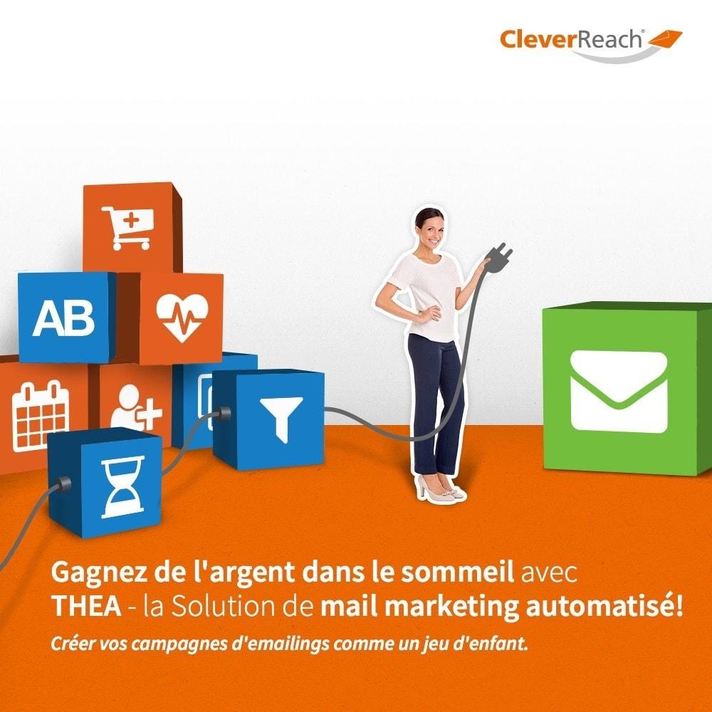 module - Newsletter & SMS - CleverReach® - E-Mail Newsletter - 6