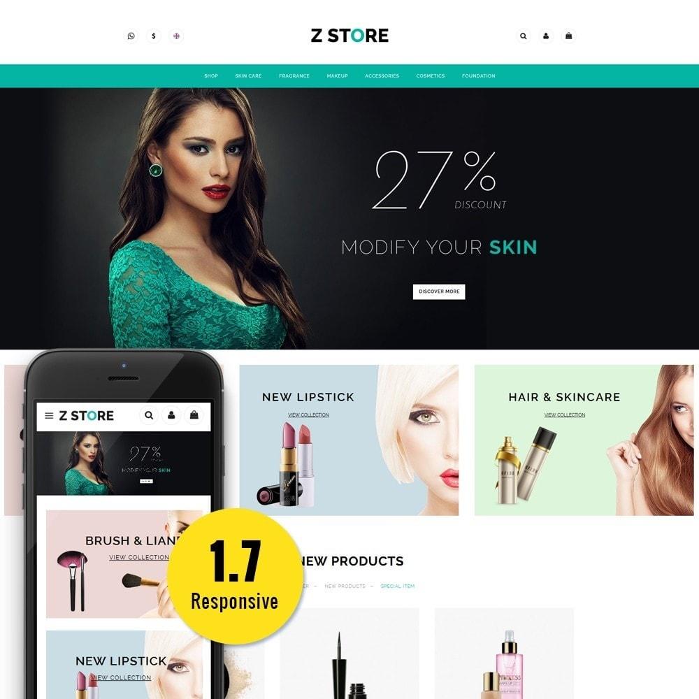 theme - Health & Beauty - Fashion Z-Store - 1