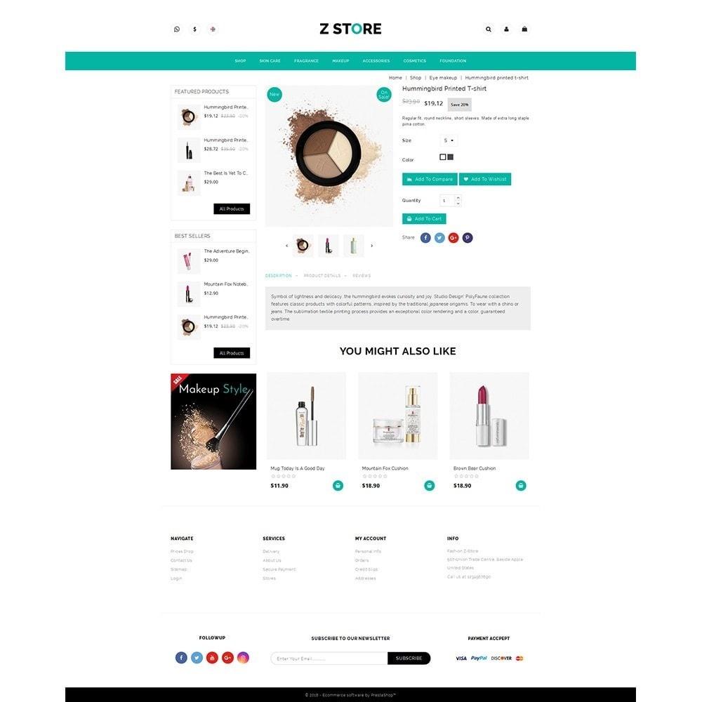 theme - Health & Beauty - Fashion Z-Store - 5