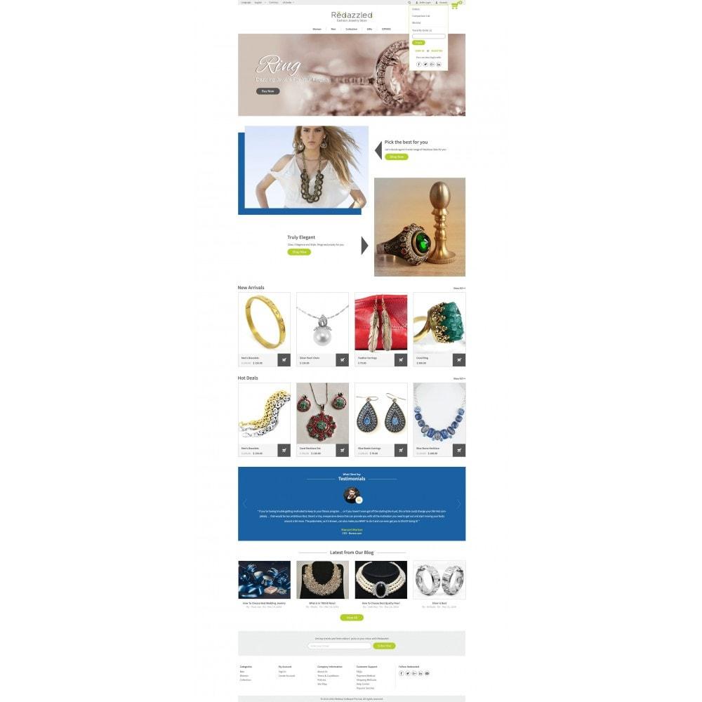 theme - Jewelry & Accessories - Redazzled Fashion Jewelry Store - 9