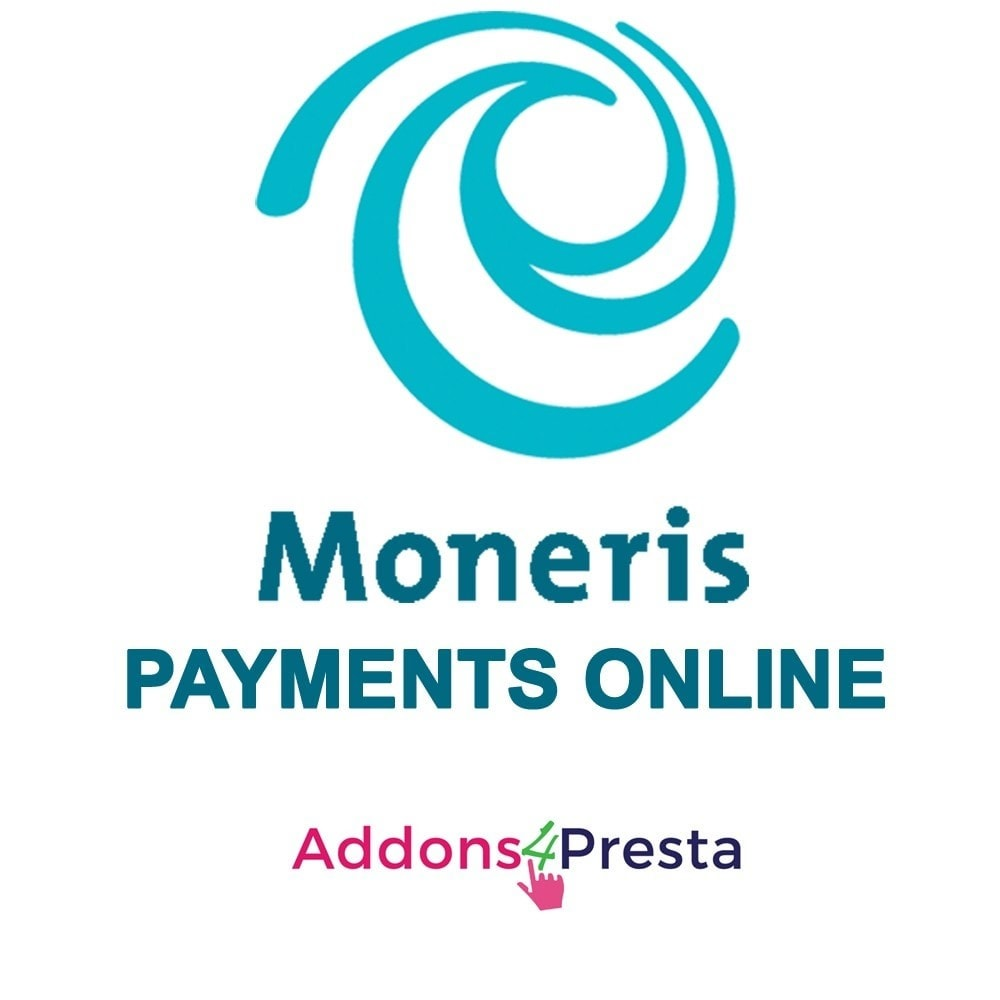 module - Payment by Card or Wallet - Moneris Online Payments - 1