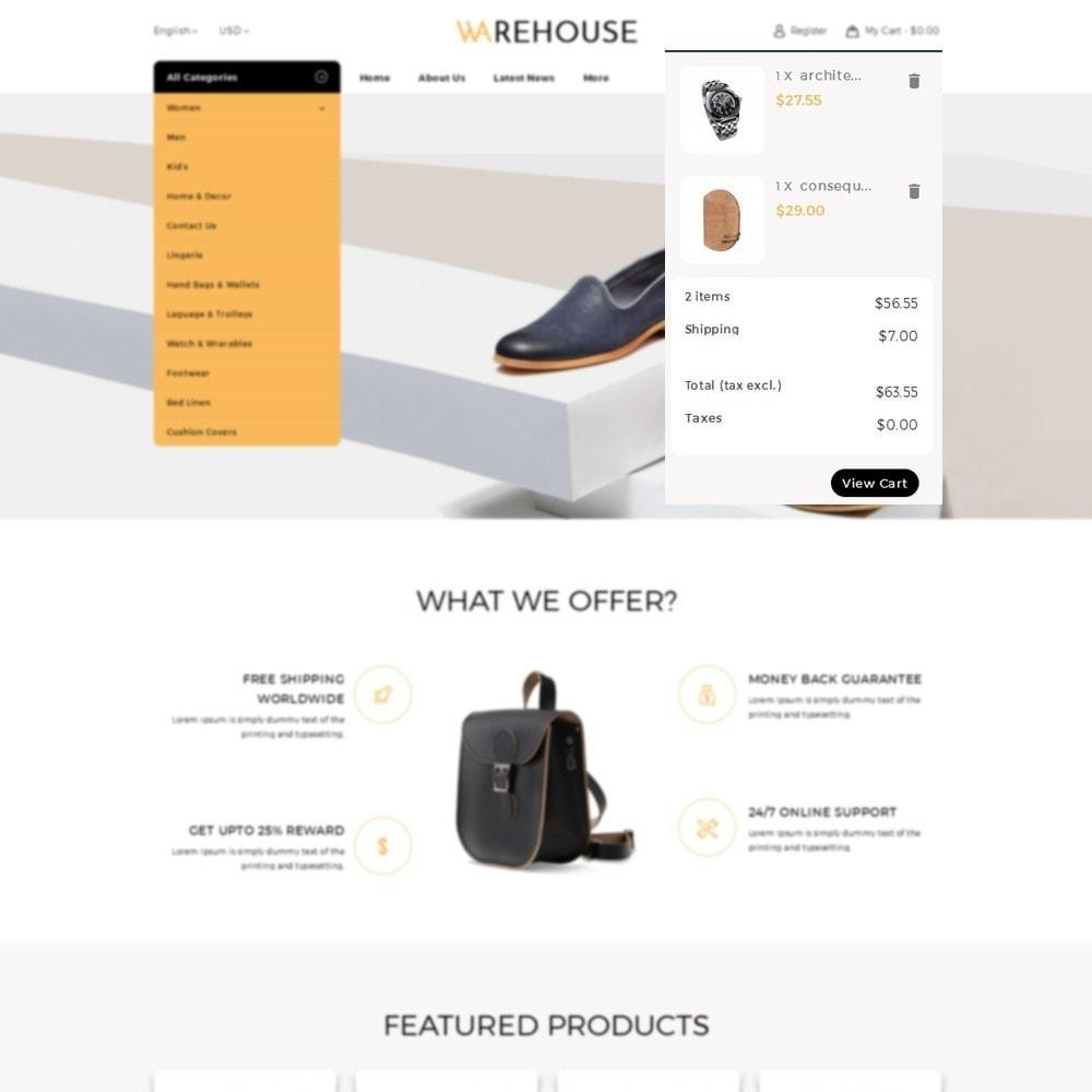 theme - Moda & Calçados - Warehouse Store - 7