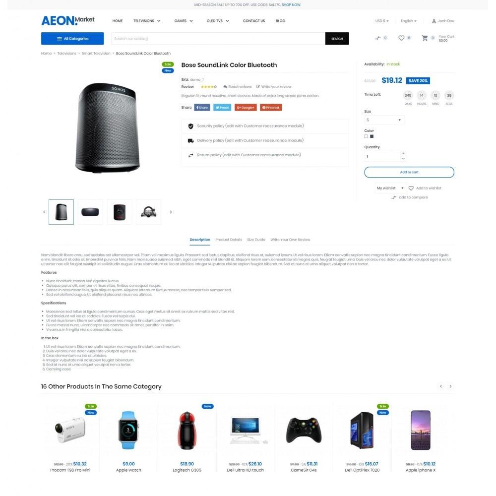 theme - Electronique & High Tech - AeonMarket Electronic Store - 6