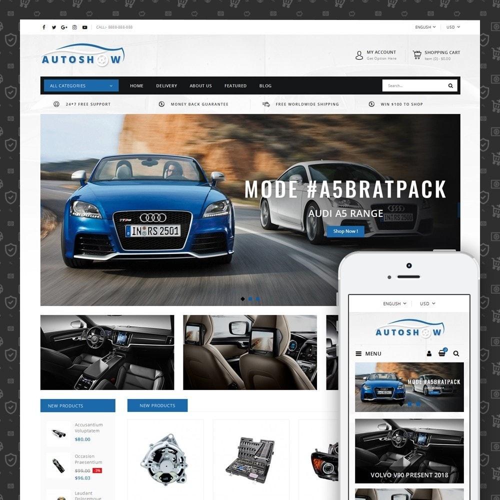 theme - Automotive & Cars - Auto Parts Store - 1