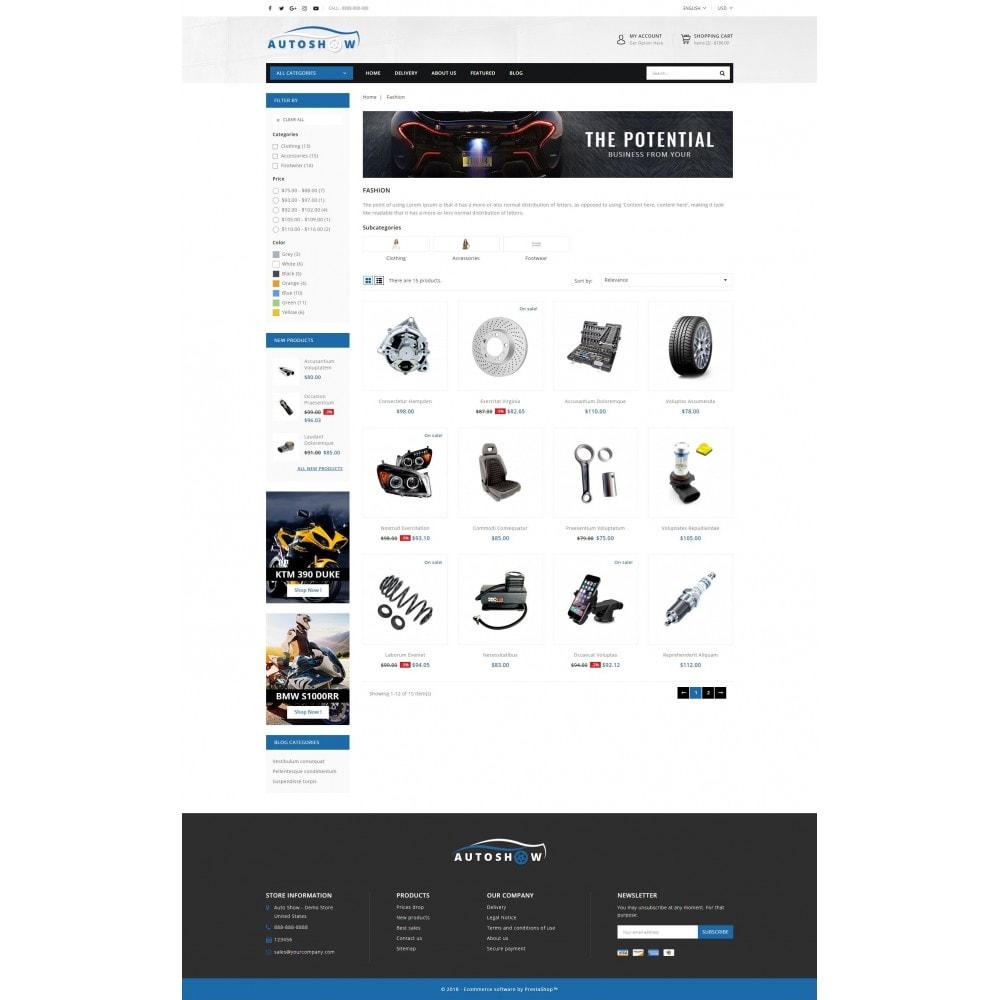 theme - Carros & Motos - Auto Parts Store - 3
