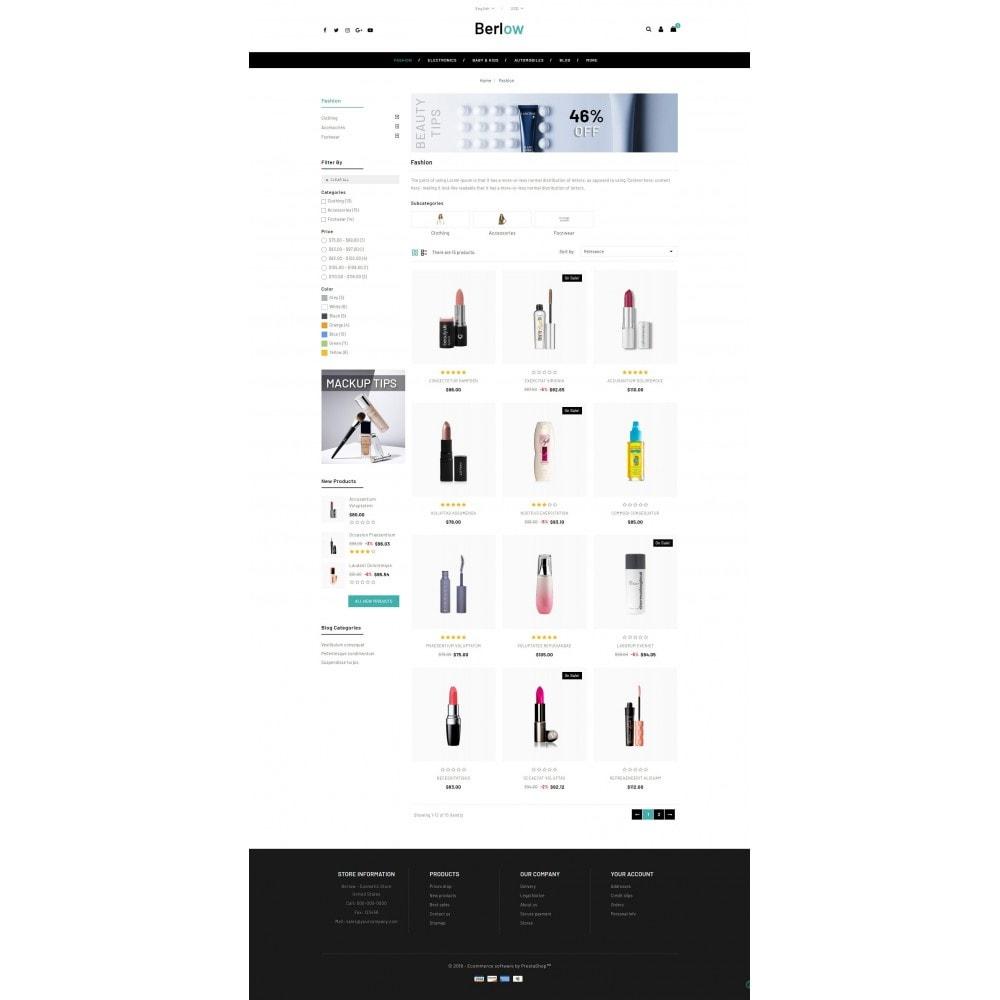 theme - Santé & Beauté - Berlow - Beauty Store - 3