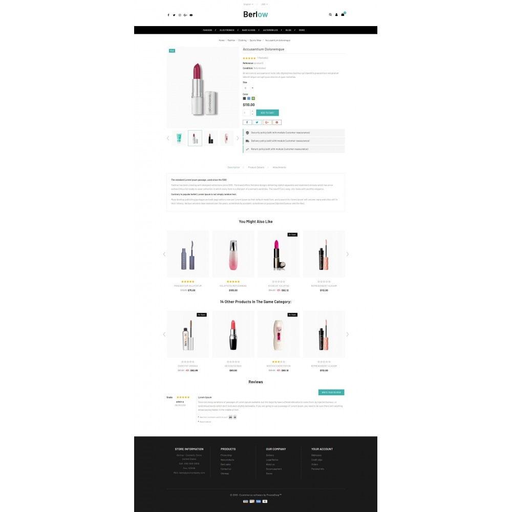 theme - Gezondheid & Schoonheid - Berlow - Beauty Store - 5