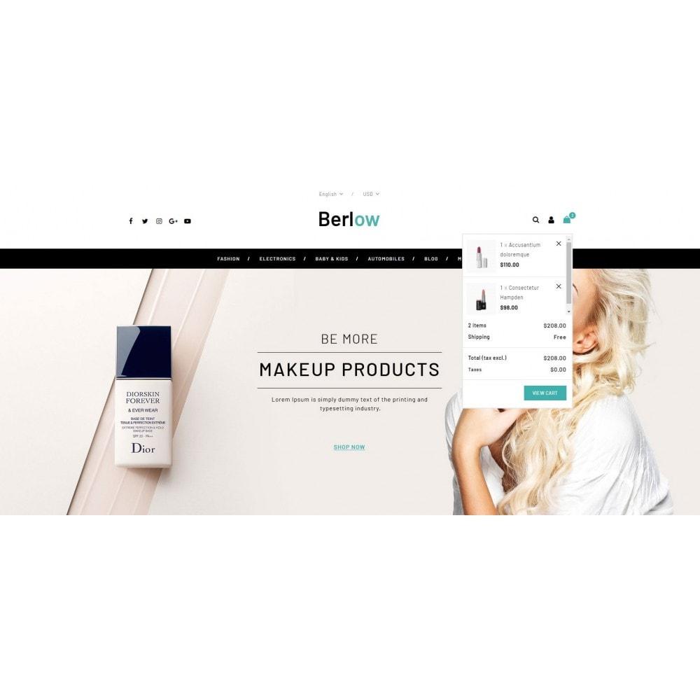 theme - Santé & Beauté - Berlow - Beauty Store - 8