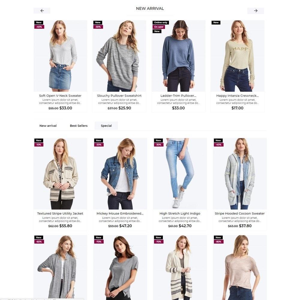 theme - Fashion & Shoes - Quelana Fashion Store - 3