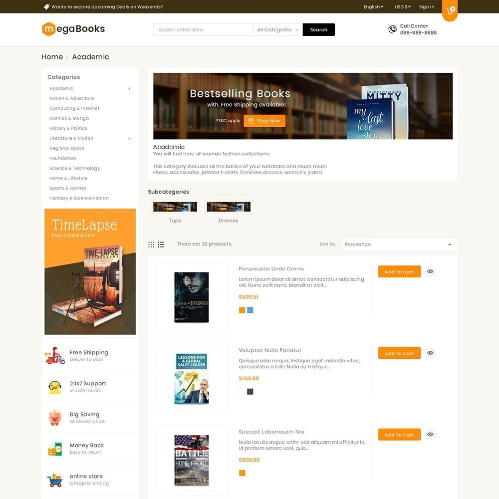theme - Enfants & Jouets - Mega Books Store - 5