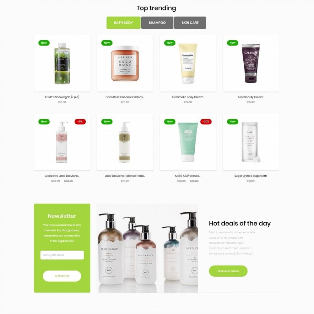 theme - Health & Beauty - Geliotrop Cosmetics - 3