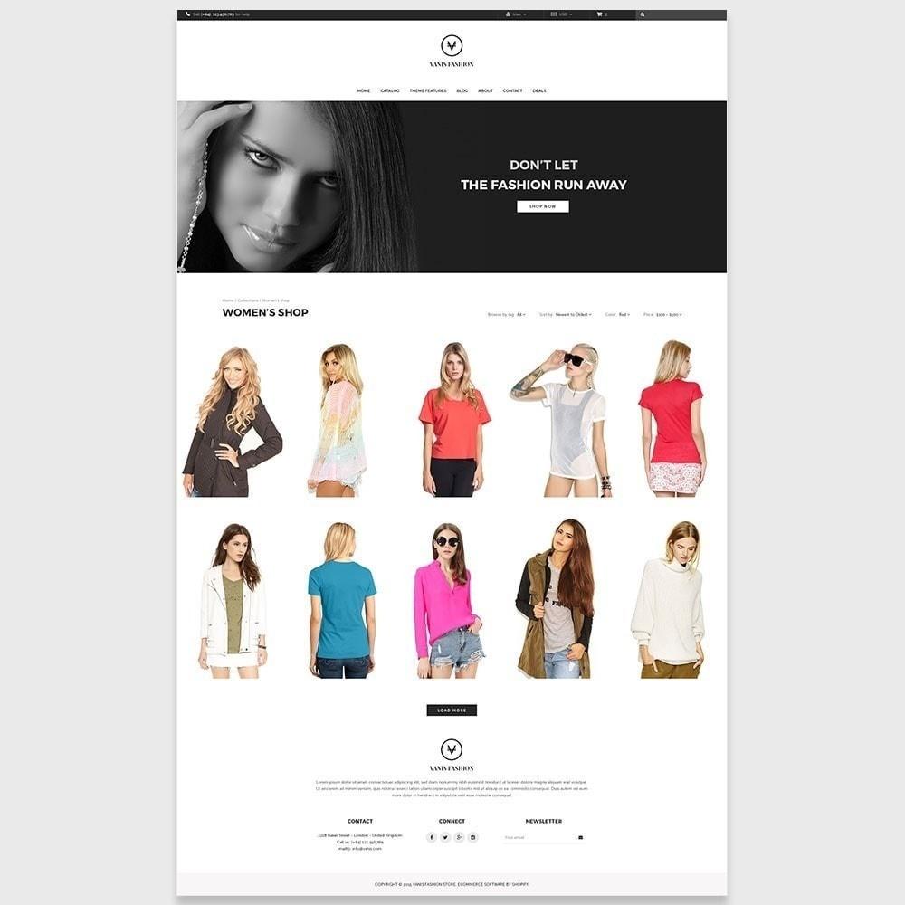 theme - Moda & Calzature - Leo Vanis  moda - 4