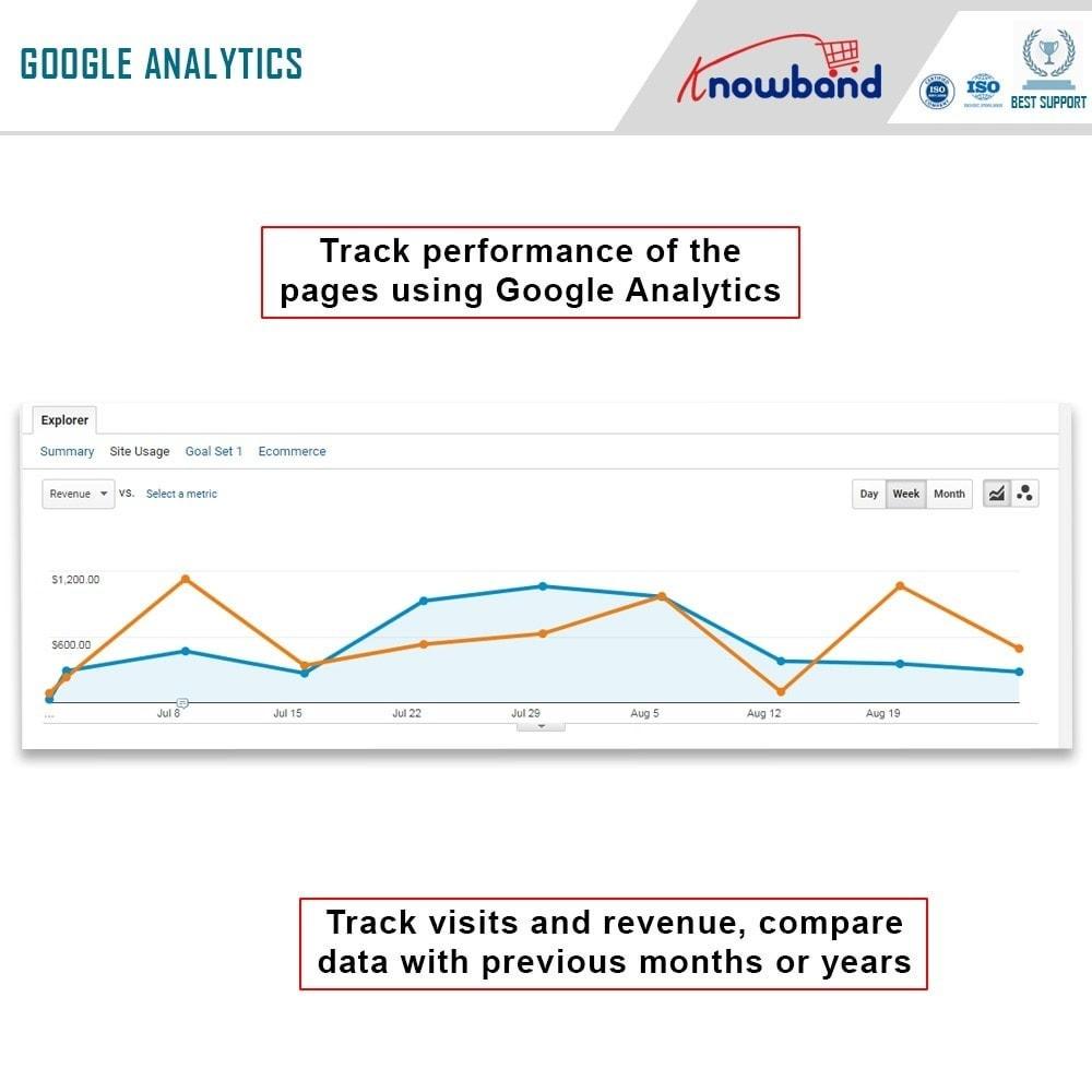 module - Prodotti sui Facebook & Social Network - Knowband - Social Shop Integrator - 3