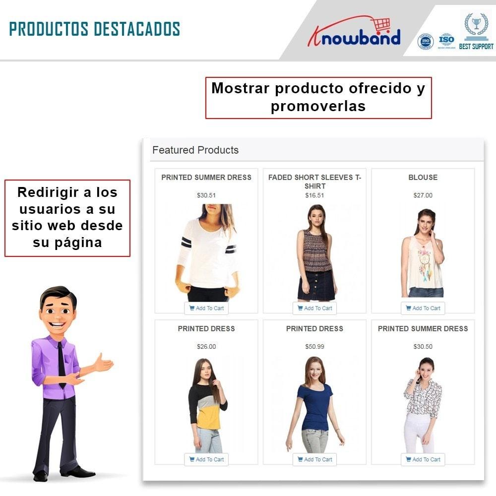 module - Productos en Facebook & redes sociales - Integrador de tienda social - 2