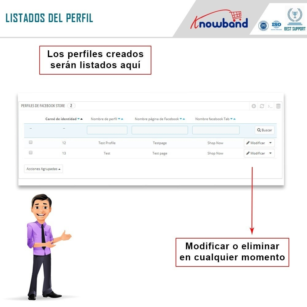 module - Productos en Facebook & redes sociales - Integrador de tienda social - 9