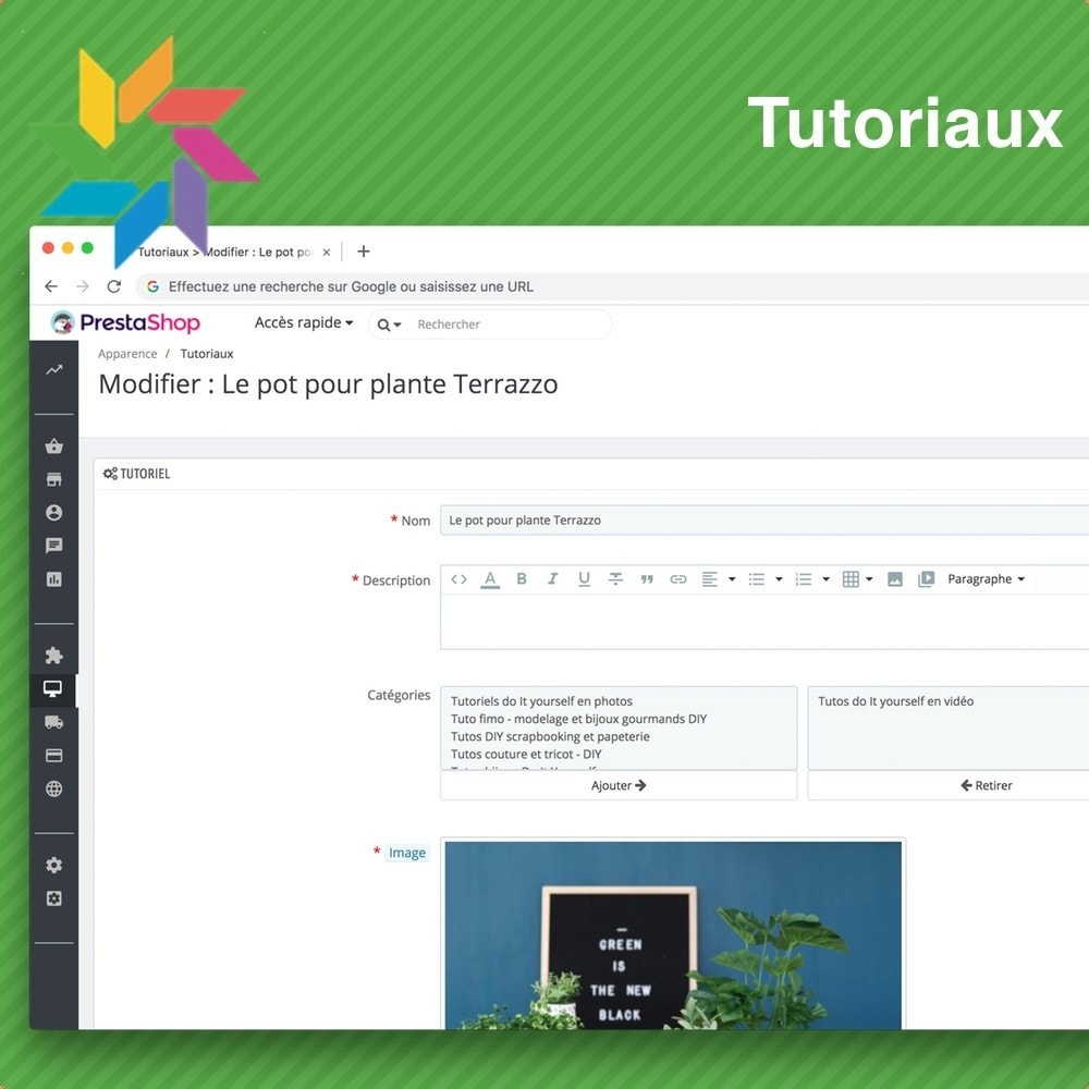 module - Blog, Forum & Actualités - Tutoriels - 5