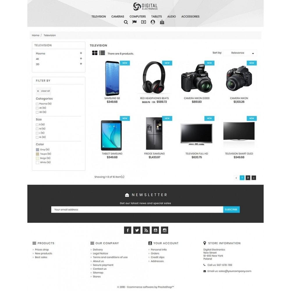 theme - Elektronika & High Tech - Digital Electronics Store - 5