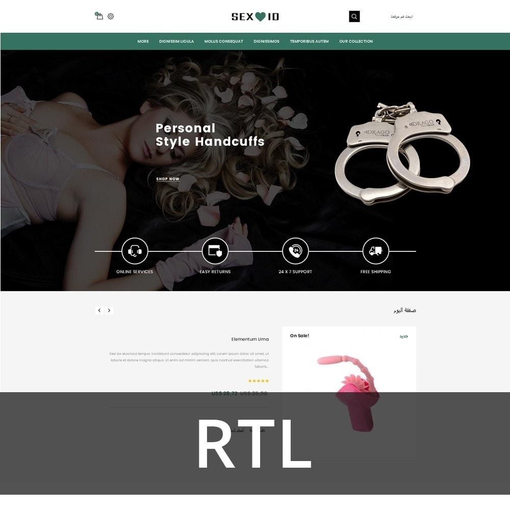 theme - Lingerie & Adult - Sexid - The Sex Toys Shop - 3